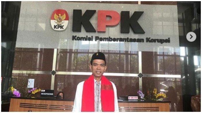 Ustaz Somad Ceramahi Pegawai KPK, Blak-blakan Soal Integritas dan Amanah