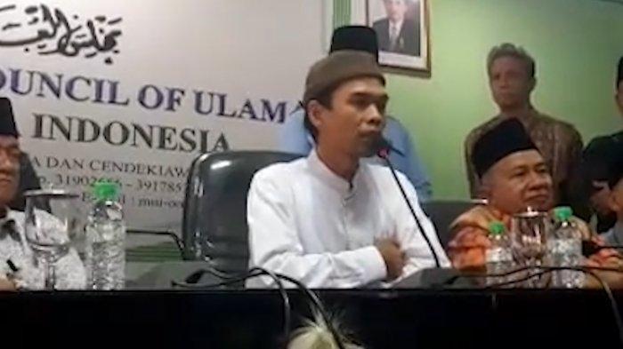 5 Poin Klarifikasi dari Ustadz Somad Soal Video Viral Ceramah