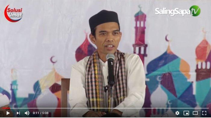 Ustadz Abdul Somad, Lc. MA.