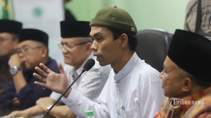 Ustaz Abdul Somad Terang-terangan Ngaku Bersimpati ke Habib Rizieq, Gerakan ini yang jadi Alasannya