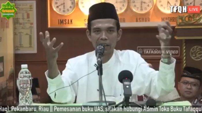 Ustaz Abdul Somad Blak-blakan Beberkan Isi Lemari Pakaiannya: Saya Cuma Punya 5 Sarung,