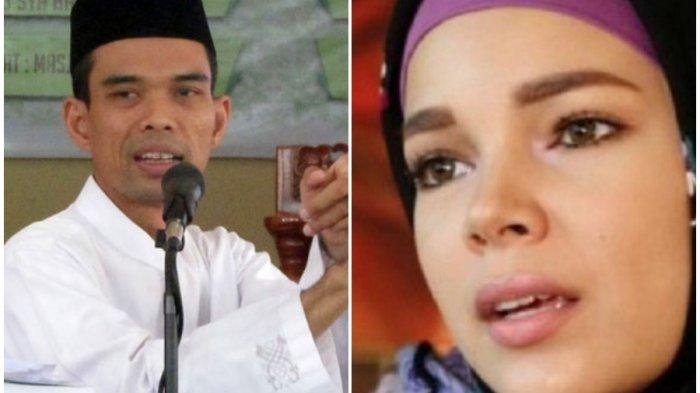 Usai Diceramahi, Begini Pandangan Dewi Sandra Terhadap Ustaz Abdul Somad : Tak Peduli Pendapat Orang