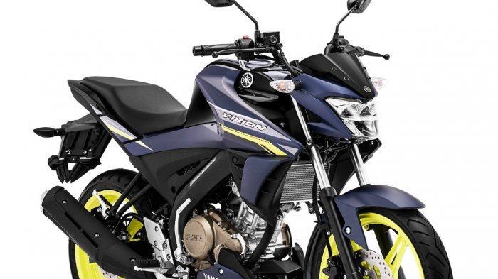 Yamaha Vixion Akan Hadir dengan Warna Matte Blue, Tampilan Semakin Sporty dan Berkelas