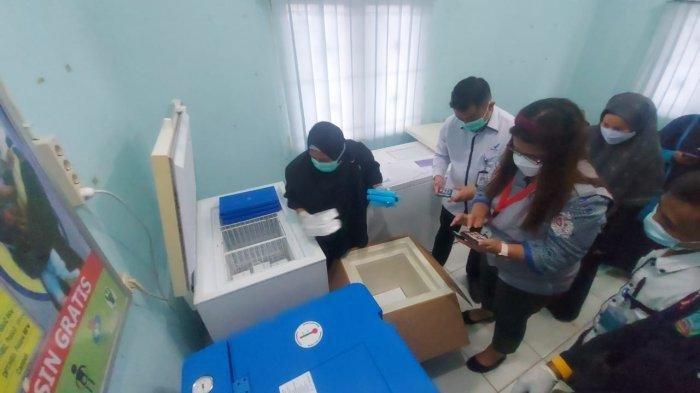 Ini 10 Orang Divaksin Pertama Kali di Belitung Timur, Sekda Imbau Masyarakat Jangan Takut