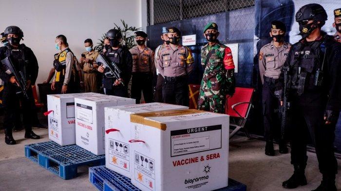 Tangani Covid-19 di Bangka Belitung, Sebanyak 575 Vaksinator Dikerahkan Pada Tahap Awal Ini