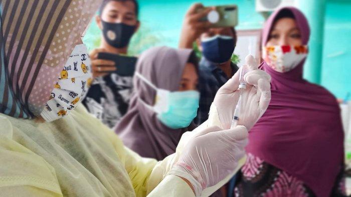 Ayo Daftar ! Ini Link Cara Daftar Vaksinasi Lansia di Provinsi Bangka Belitung