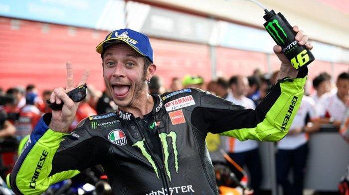 5 Faktor Valentino Rossi Akhirnya 'Buka Puasa' Podium di MotoGP Argentina