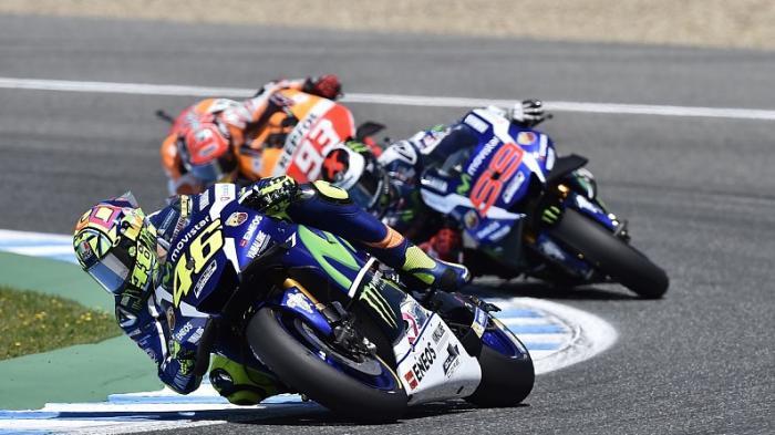 Jegal Marquez, Rossi Akan Lebih Cepat di Seri Tersisa