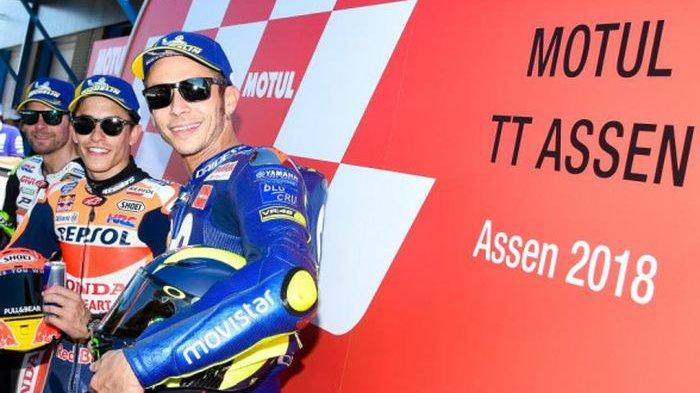 Muncul 9 Nama Pemenang, Marquez Punya Banyak Saingan di MotoGP 2021