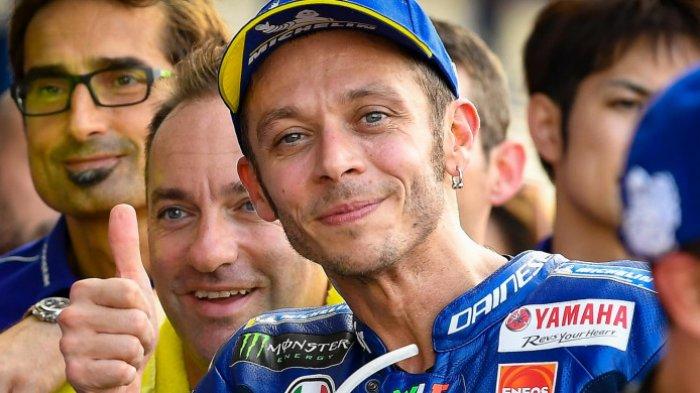 Valentino Rossi Keluar dari Yamaha, Sosok Pengganti Digadang Punya Rekam Jejak Tak Kalah Hebat