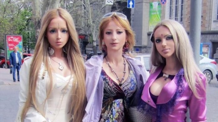 Bikin Terpana, Inilah Penampakan Keluarga Barbie dalam Kehidupan Nyata, Lihat Foto-fotonya