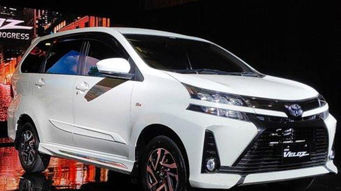 Hadirkan Toyota Veloz Varian Tertinggi, Fitur Lebih Mewah
