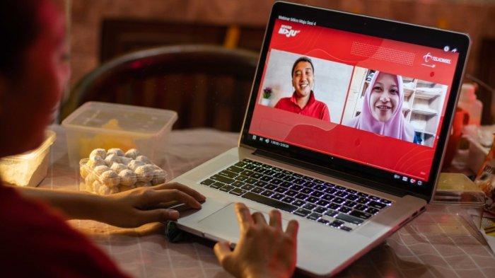 Telkomsel Perkuat Kapabilitas Digital Pelaku UMKM sebagai Garda Terdepan Pemulihan Ekonomi