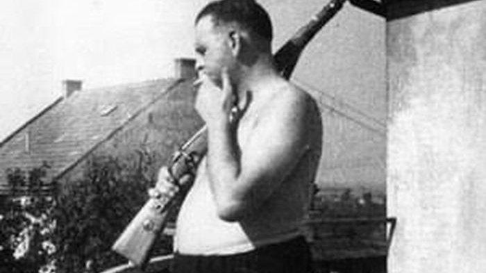 Vasili Blokhin pembunuh massal yang menghilangkan ribuan nyawa di tangannya.