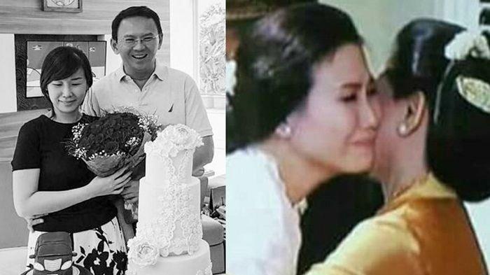 Saat Orang Bahagia, Veronica Tan Justru Menangis di Pernikahan Kahiyang Ayu, Pertanda Inikah?