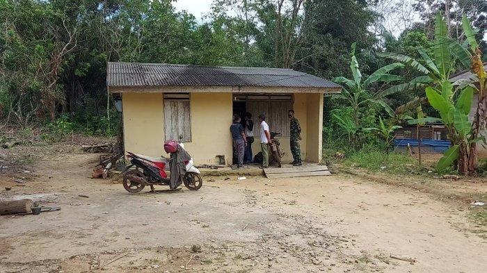 BREAKING NEWS: Seorang Pria di Lilangan Gantung Belitung Timur Ditangkap Densus 88