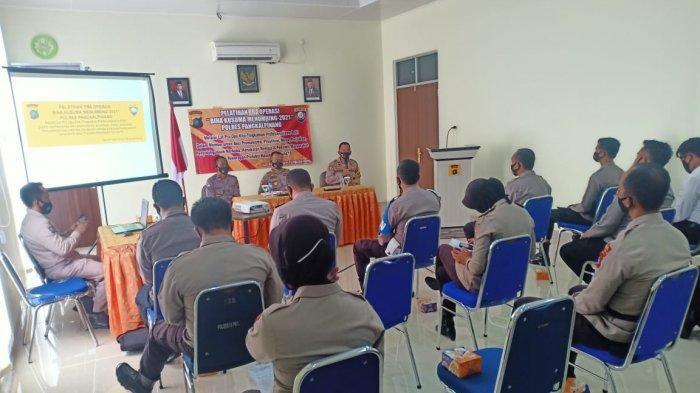 Polisi Laksanakan Operasi Bina Kusuma Menumbing 2021, Sasaran Premanisme