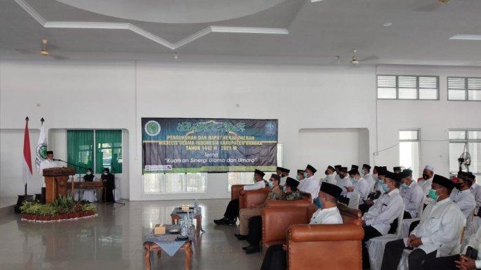 H Syaipul Zohri Pimpin Kembali MUI Kabupaten Bangka
