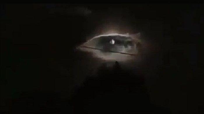 Heboh Fenomena Langit Malam Berbentuk Mata, LAPAN Ungkap Fakta Sesungguhnya