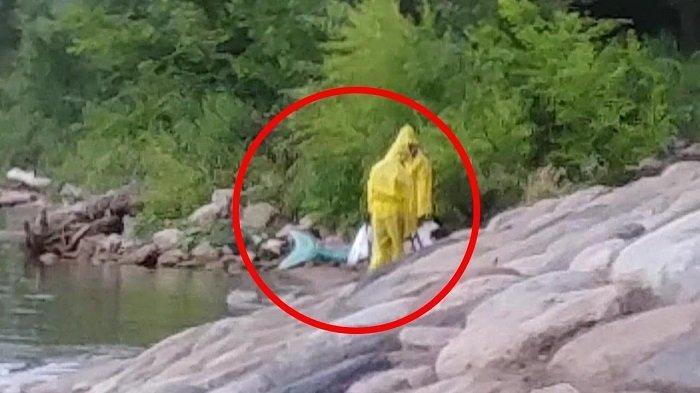 Video Viral, Bikin Geger, Penampakan Putri Duyung Diduga Muncul, Seorang Saksi Mata Ungkap Fakta Ini
