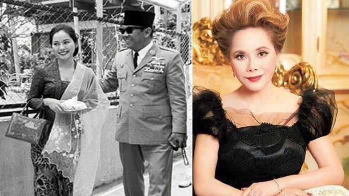 Terlihat Awet Muda Ini Rahasia Ratna Sari Dewi, Istri Kelima Soekarno