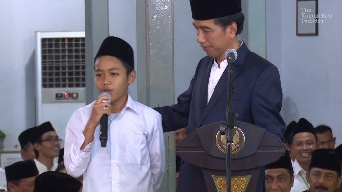 Santri Ini Pernah 'Ramal' Prabowo Jadi Menteri, Kini Keluar dari Pesantren, Nasibnya Memprihatinkan