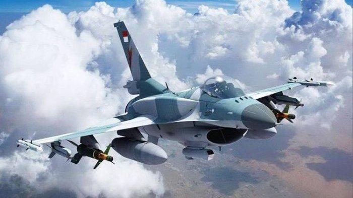 Multi Peran, F-16 Viper Disebut Pesawat Tempur yang Paling Sesuai untuk TNI AU, Ini Alasannya