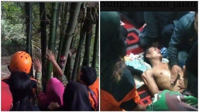 Kejadian Aneh, Pria Hilang di Atas Pohon Bambu Hanya Bisa Dilihat Ibu Kandung Bikin Tim SAR Bingung
