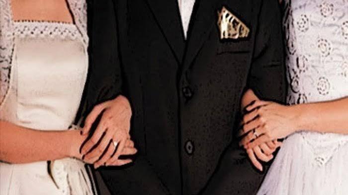 Viral Suami Menikah Lagi dengan Sahabat Sendiri Awalnya Minta Cerai, Namun Akhirnya Begini, Bahagia?