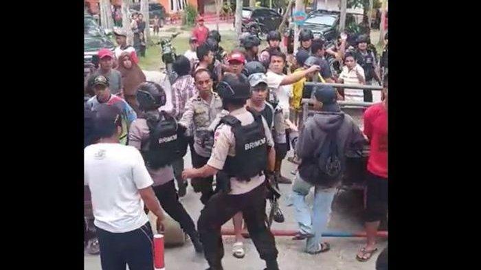 Identitas dan Nasib Oknum Brimob yang Todong dan Lepaskan Tembakan di Lokasi Wisata