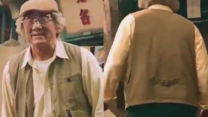 Viral Jackie Chan Terlihat Tua dan Kesulitan Berjalan, Adegan Film atau Kondisi Asli? ini Faktanya