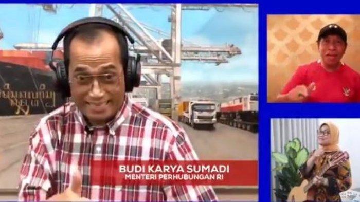Video Viral Para Menteri Bernyanyi Ajak Warga Jangan Mudik di Tengah Pandemi Covid-19