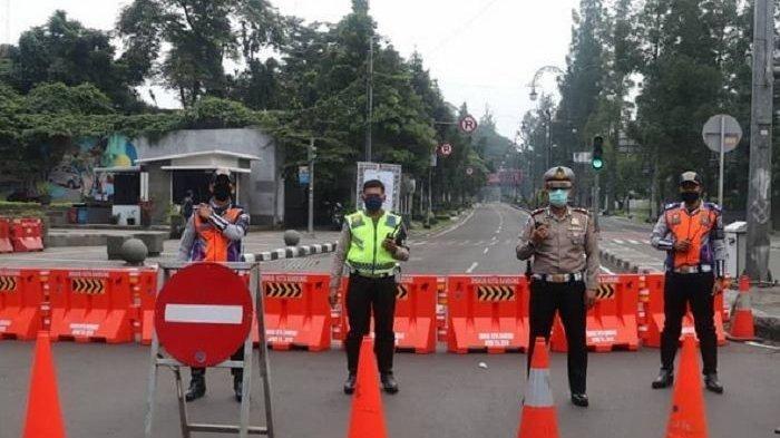 Penutupan Jalan Menuju Jawa Barat, Ini Penjelasan Polda Jabar
