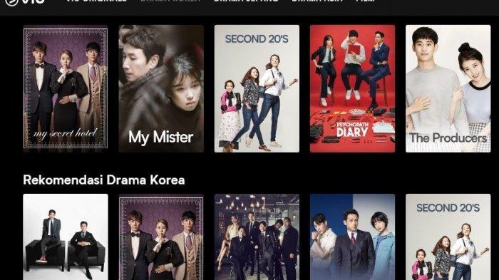 VIU Drama Korea