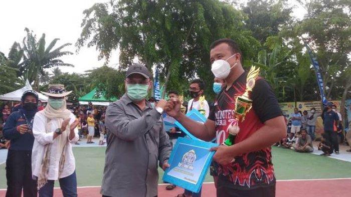 Tim Voli Brother Pangkalpinang Berhasil Raih Gelar Juara Turnamen Voli Karang Taruna Cup