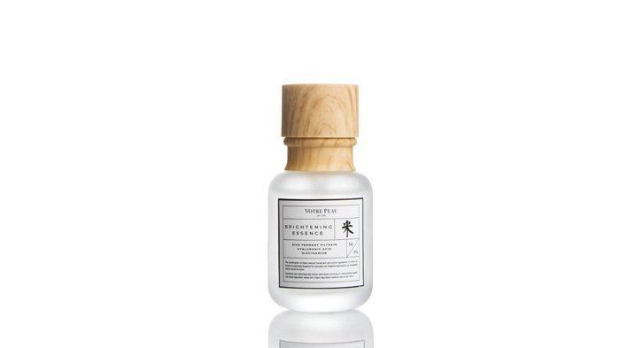 Votre Peau Luncurkan Brightening Essence With Niacinamide, Hyaluronic Acid & Rice Fermented