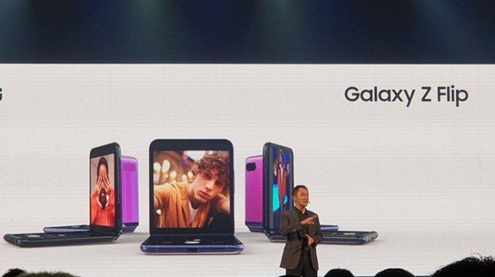 Samsung Rilis Ponsel Lipat Terbaru Galaxy Z Flip, Mulai Dipasarkan dan Kantongi Sertifikat TKDN