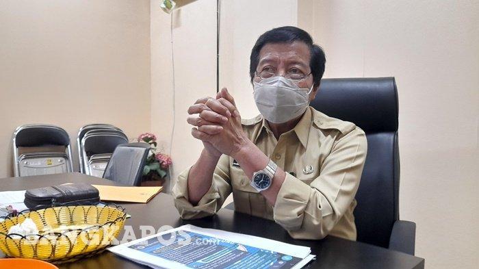 Kepala Dinkes Bangka Belitung Digeser Bukan Karena Covid-19 Marak, Tapi Ini Penjelasan Wagub