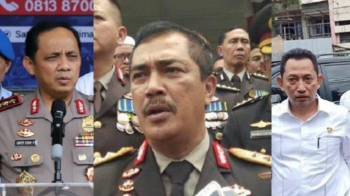 Sosok Tiga Perwira Tinggi di Internal Polri yang Berpeluang jadi Kapolri Gantikan Idham Azis
