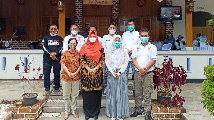 Wabup Harap Tour de Bangka Pajero Indonesia One di Bangka Selatan Jadi Pemantik Aktifnya Pariwisata