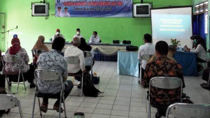 Kesulitan Jaringan Internet, Sejumlah SD di Kabupaten Bangka Tak Bisa Ujian Online, Begini Solusinya