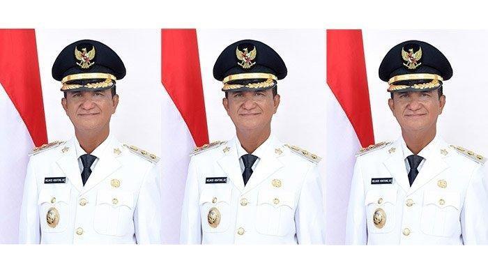 Wakil Bupati Sangihe Helmud Hontong