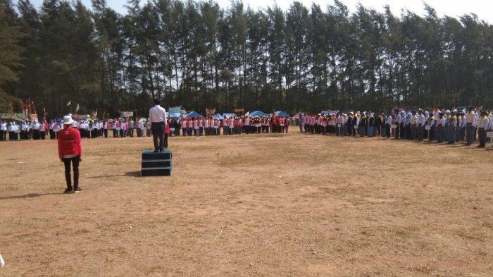 Wagub Bangka Belitung Tutup Kegiatan Jumbara di BBG Pangkalpinang