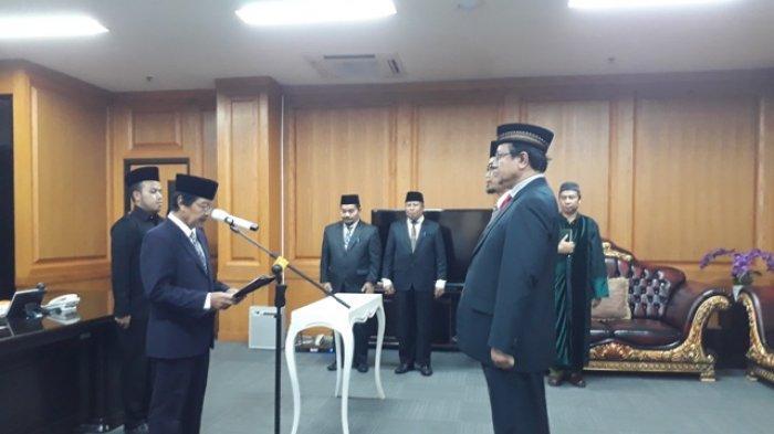 Wagub Lantik Pejabat Eselon II dan Pejabat Fungsional