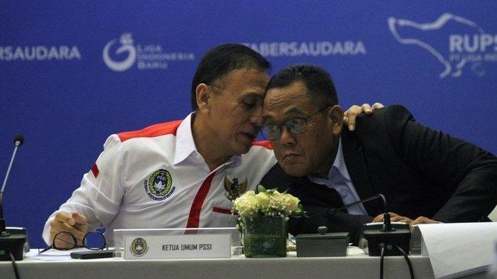 Wakil Ketua Umum PSSI Kini Punya 2 Jabatan