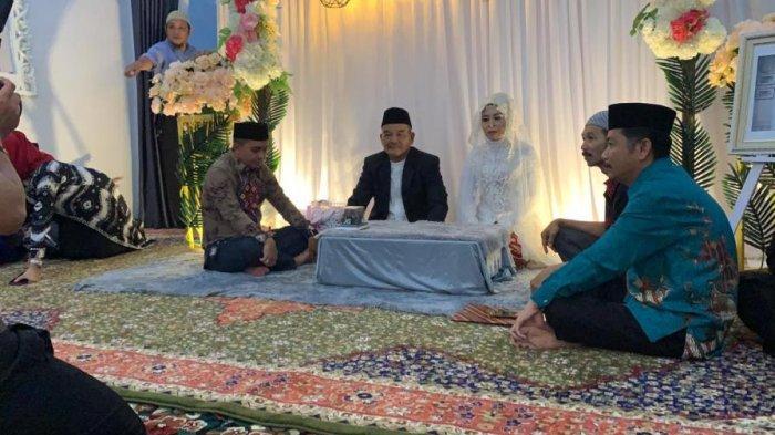 Wawako Pangkalpinang Muhammad Sopian Menikahi Wanita Asal Padang, Awal Pertemuan di Supermarket