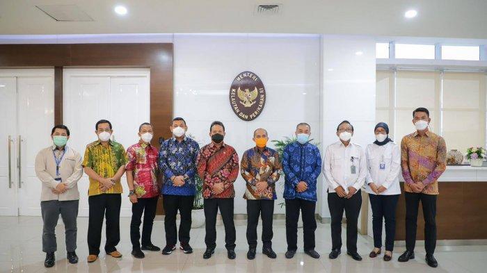 Pertemuan Wali Kota dengan Menteri KKP RI Bahas Usulan Pasar Ikan Modern, Jadikan Pusat Perikanan - wako-m1.jpg