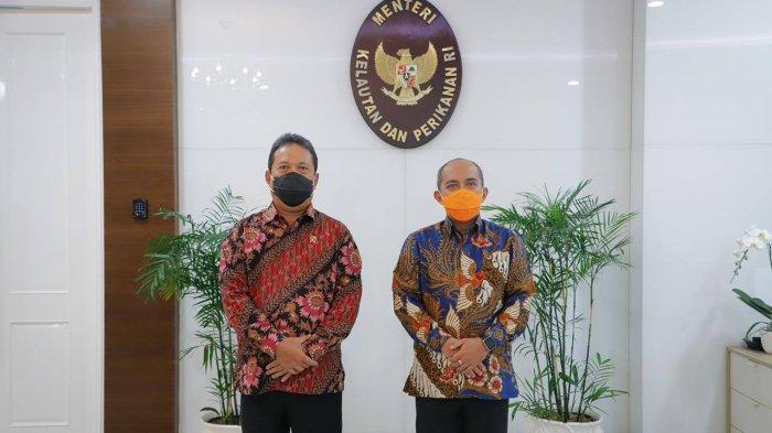 Pertemuan Wali Kota dengan Menteri KKP RI Bahas Usulan Pasar Ikan Modern, Jadikan Pusat Perikanan - wako-m2.jpg
