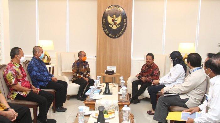 Pertemuan Wali Kota dengan Menteri KKP RI Bahas Usulan Pasar Ikan Modern, Jadikan Pusat Perikanan - wako-m3.jpg