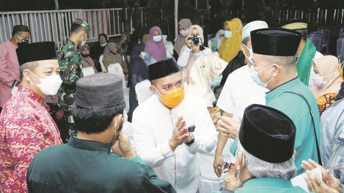 Wali Kota Konsisten Bangun Generasi Qurani